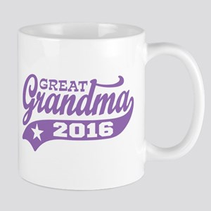 Great Grandma 2016 Mug